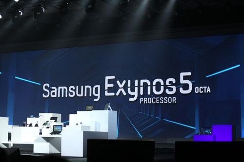 Samsung Galaxy S4 : la puce Exynos 5 compatible 4G