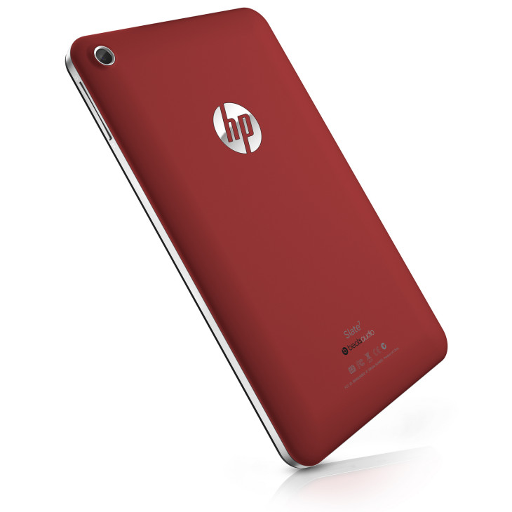 HP Slate 7 : sortie repoussée à Juin