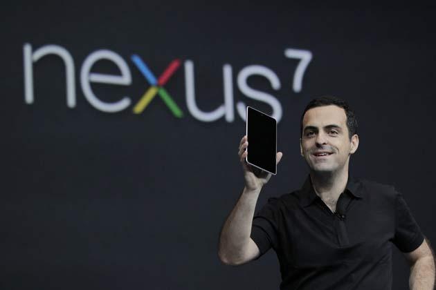 Google Nexus 7 2 : Prévue pour Juillet 2013 ?