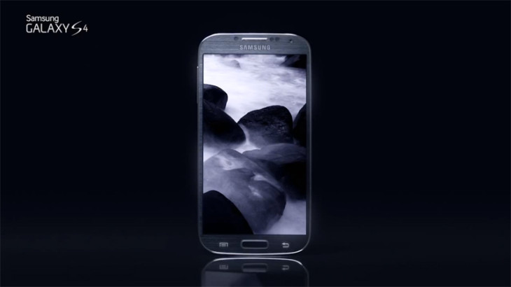 Samsung Galaxy S4 : les premiers spots TV