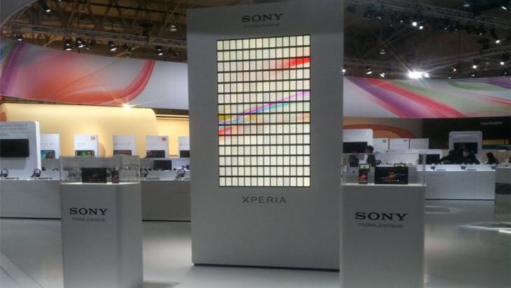Sony reçoit un Guinness World Record pour sa mosaïque Xperia ZL