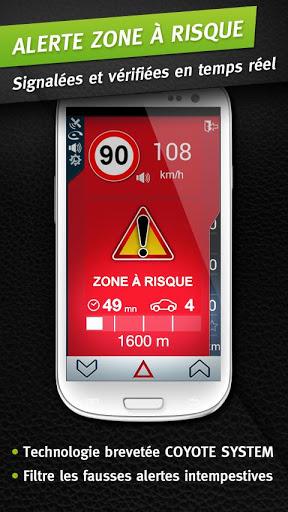 Avertisseurs radars pour Android : le comparatif