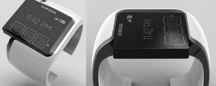 Samsung Gear : une montre connectée pour Septembre ?