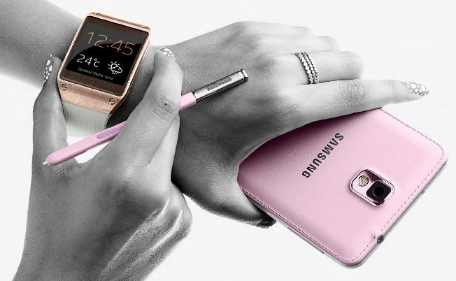 Samsung Galaxy Gear et Galaxy Note 3 : jour de lancement !