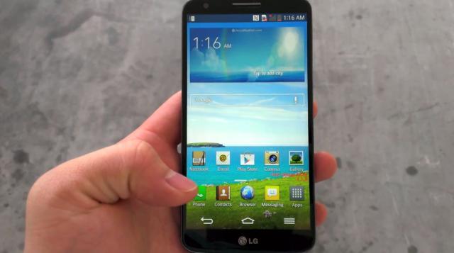 TEST LG G2 – Concurrent sérieux à l'iPhone 5S et au Galaxy S4 ?