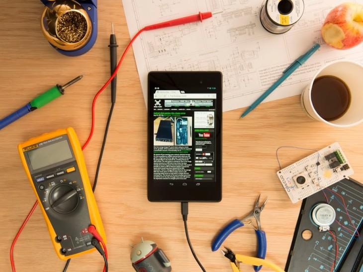 Android 4.4 KitKat : Mise à jour pour Nexus 7 et Nexus 10