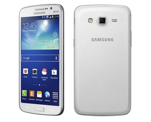 Samsung Galaxy Grand 2 : lancement de la phablette bon marché