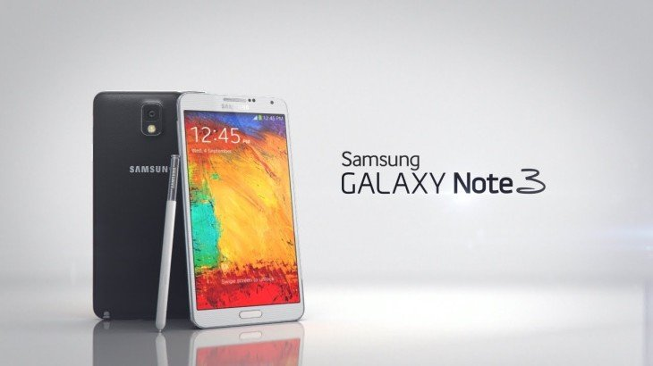 Test : Samsung Galaxy Note 3