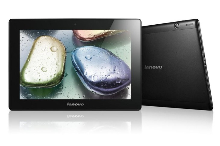 Test :  Lenovo IdeaTab S6000