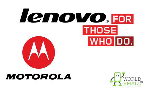 Lenovo rachète Motorola à Google pour 2,91 milliards de dollars