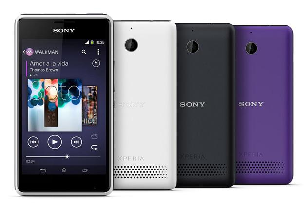 Sony annonce deux nouveaux smartphones : Xperia T2 Ultra et Xperia E1