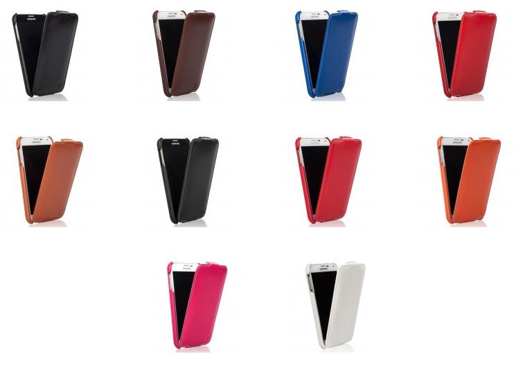 Issentiel Housse Cuir Samsung Galaxy S5