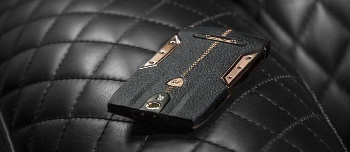 Lamborghini 88 Tauri : un smartphone de luxe à 6000$