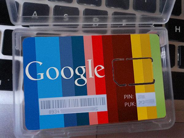 Google : bientôt un opérateur mobile virtuel MVNO aux US ?