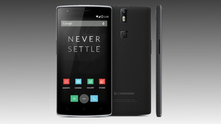 Lollipop en phase finale de test pour le OnePlus One