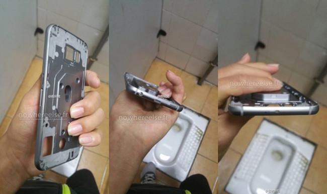Galaxy S6 : une coque qui rappelle l'iPhone 6