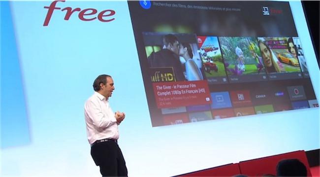 Keynote Free : Freebox mini 4K & meilleure connexion YouTube