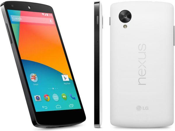 Nexus 2015 : Google aurait choisi Huawei et LG pour 2 nouveaux modèles