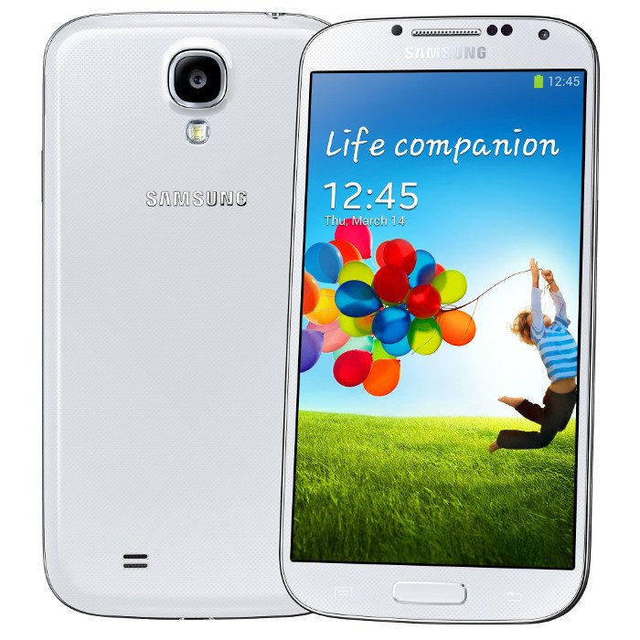 Android Lollipop arrive sur le Galaxy S4 en Angleterre