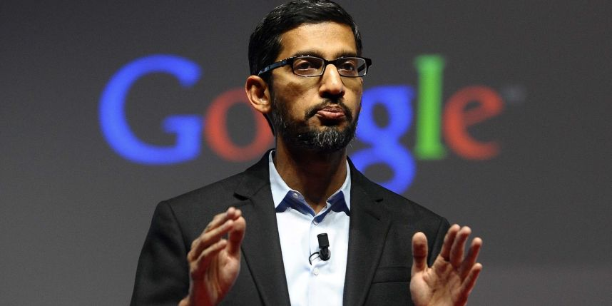 Sundar-Pichai-google-operateur-virtuel