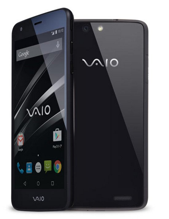 Le premier smartphone VAIO (sous Android) est officiel