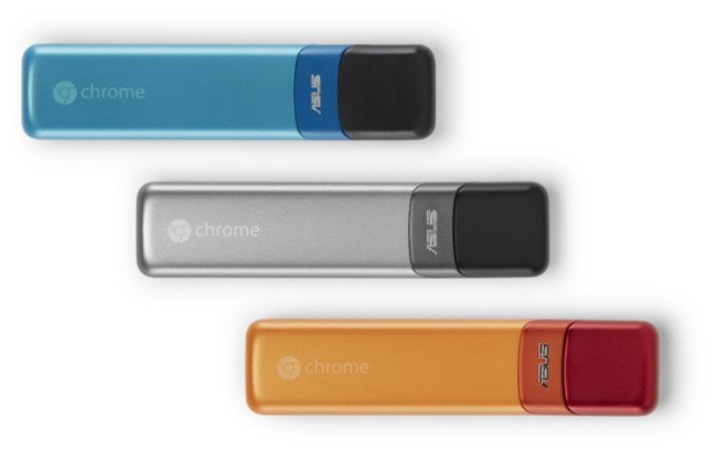 Asus Chromebit : le plus petit ordinateur sous Chrome OS