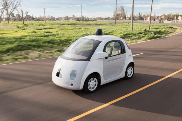 La « vraie » Google Car prête à rouler en Californie