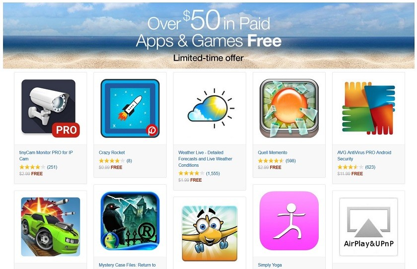 Amazon-plus-de-50-dollars-d-apps-offerts
