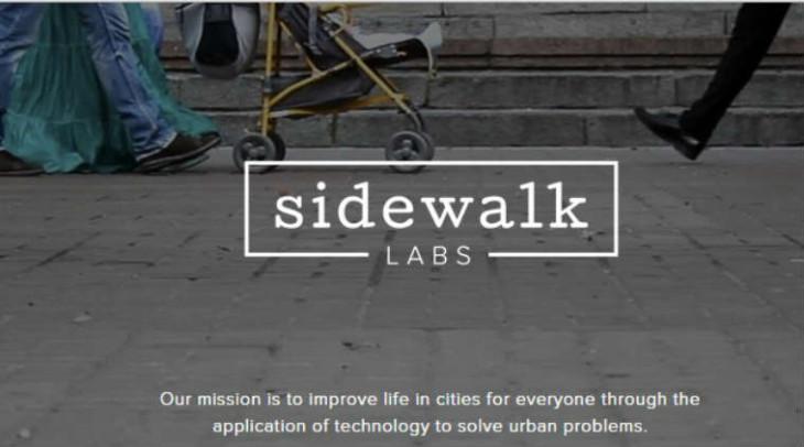Google a co-fondé Sidewalk Labs pour améliorer la vie en ville
