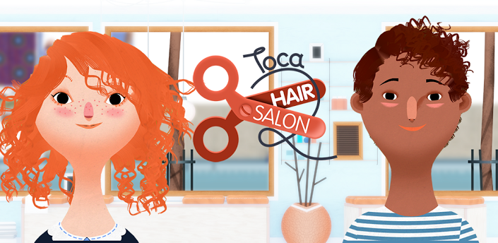 Google Play : l'appli gratuite de la semaine est « Toca Hair Salon 2 »