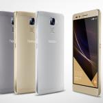 Huawei lance le Honor 7 avec appareil photo 20MP & capteur d'empreintes digitales