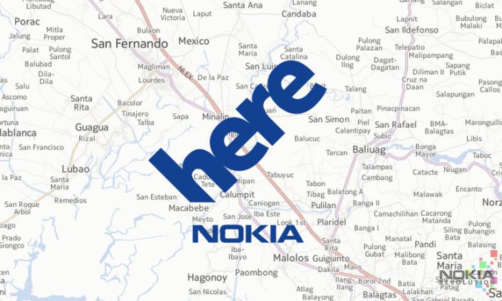 Nokia pourrait céder sa division HERE Maps à Audi, BMW & Daimler