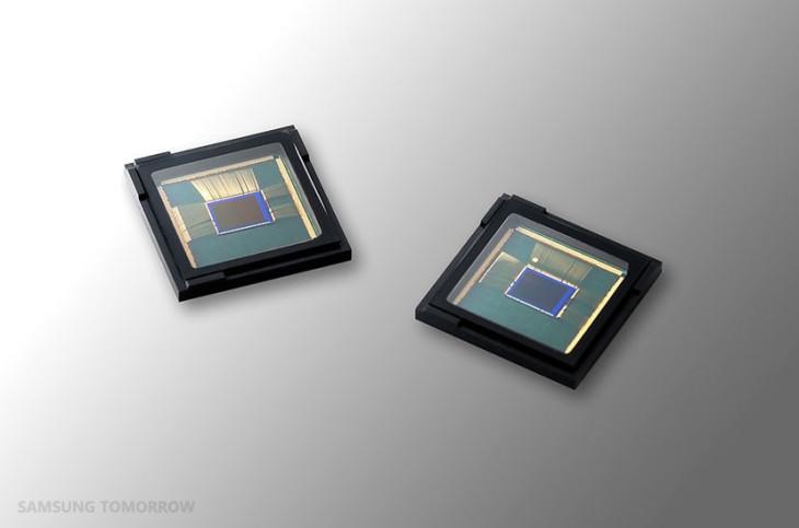 Samsung prépare un capteur d'image 16MP encore plus fin