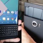 BlackBerry Venice : nouvelles photos du smartphone sous Android ?