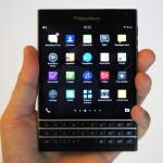 BlackBerry Passport : une vidéo du smartphone sous Android Lollipop