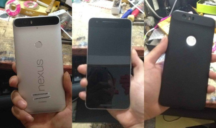Nexus de Huawei : premières photos ?