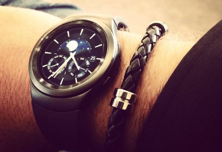 Samsung Gear S2 : nouvelle photo de la future smartwatch