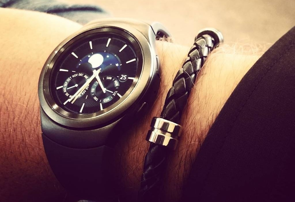 Samsung Gear S2 : nouvelle photo de la future smartwatch