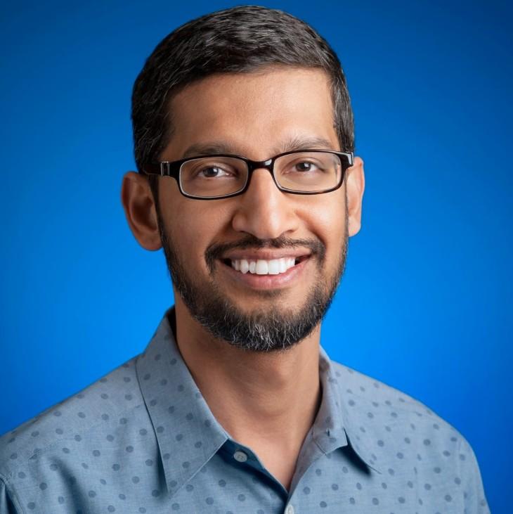 Sundar Pichai devient le nouveau CEO de Google