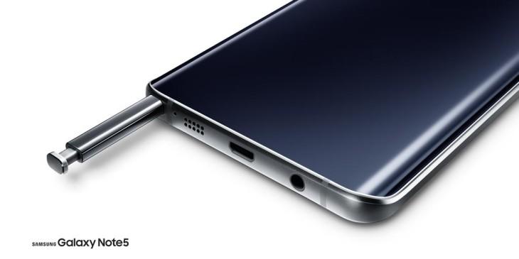 Galaxy Note 5 : un défaut de conception lié au S-Pen
