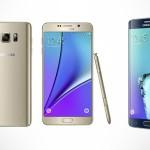 Samsung dévoile enfin les Galaxy Note 5 et S6 Edge+