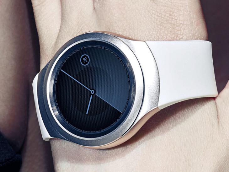 Samsung publie un teaser pour la Gear S2 avant l'IFA
