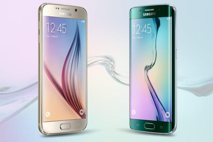 Samsung baisse les prix des Galaxy S6 et S6 Edge en Europe