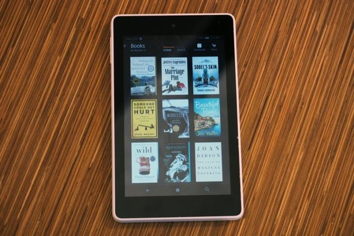 Amazon : une tablette Fire de 6 pouces à 50 $ cet automne ?