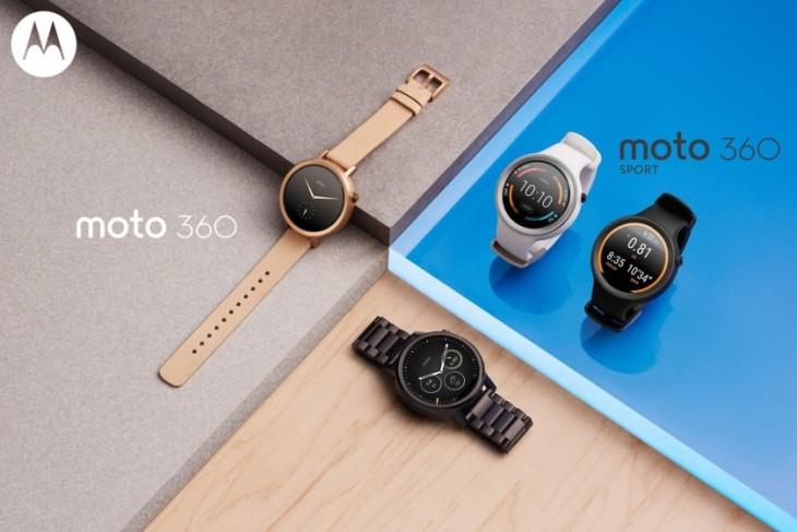 Motorola présente la nouvelle Moto 360, disponible en 3 gammes