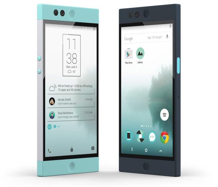 Kickstarter : Nextbit récolte plus de 1 million de $ pour son smartphone Robin