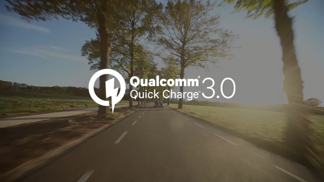 Qualcomm : Quick Charge 3.0, recharger sa batterie de 0 à 80% en 35 minutes