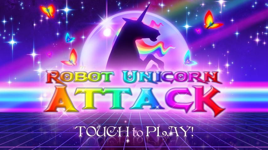 Robot-Unicorn-Attack