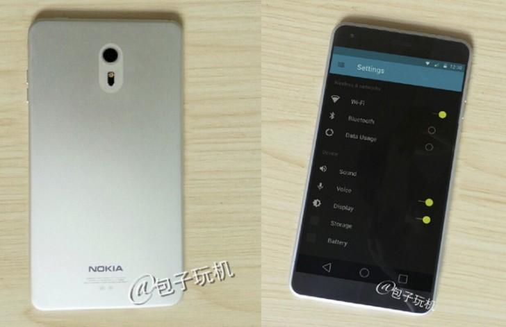 Nokia C1 : des photos du futur smartphone sous Android  ?
