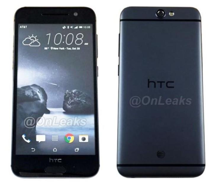 HTC One A9 : de nouvelles images en fuite